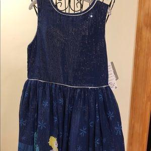 BNWT Disney Elsa Dress